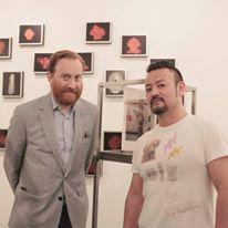 Simon Baker the curator of TATE Modern Museum